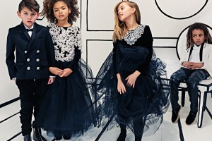 LITTLE ONES: BALMAIN