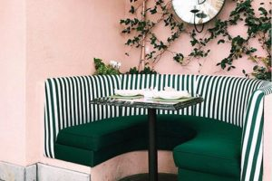 DESIGN INSPIRATION: EMERALD AND BLUSH